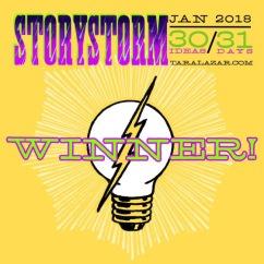storystorm winner